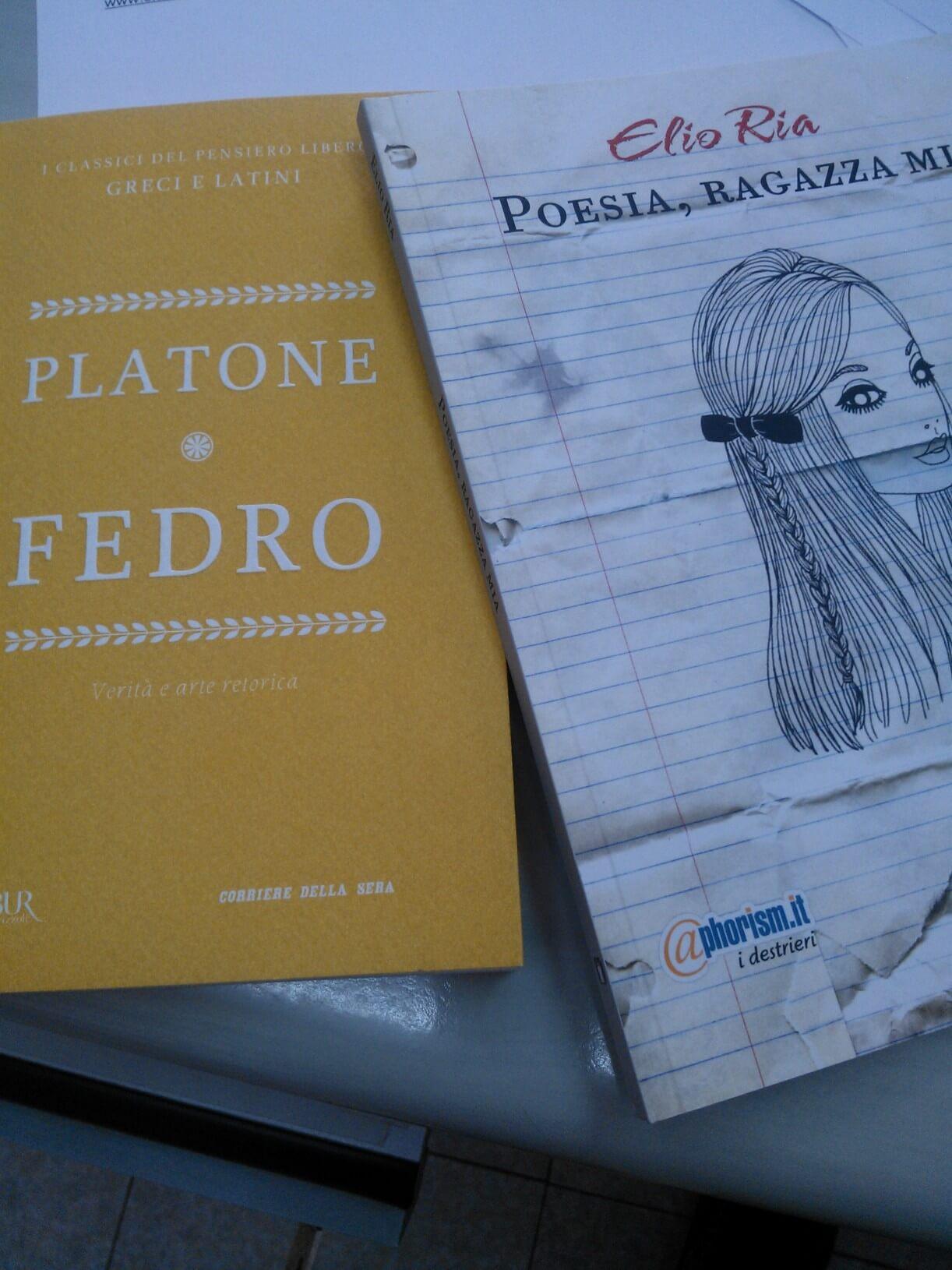 Poesia, ragazza mia - Fedro