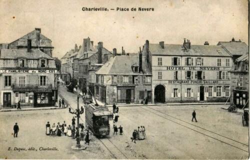 Dupuis_-_CHARLEVILLE_-_Place_de_Nevers